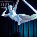 Swing's Aerial Silks Performer